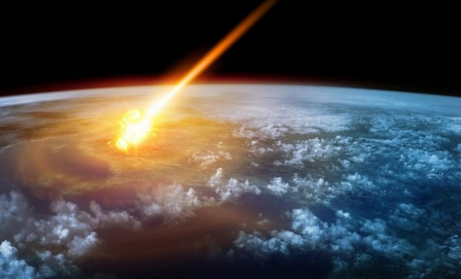 A single asteroid hit in the Atlantic ocean could generate ...
