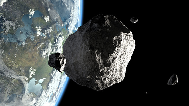 Why is NASA blocking this sector of space? What are they hiding?